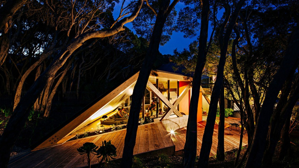 melbourne holiday cabin 2