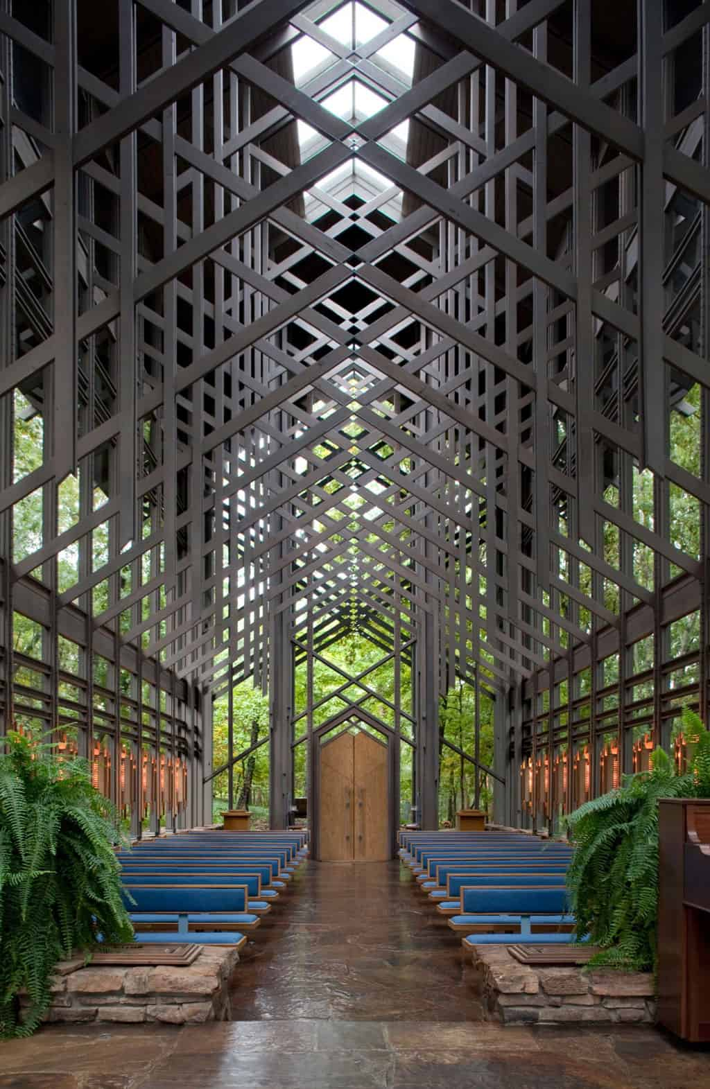 thorncrown chapel euine fay jones 39 legacy at eureka