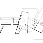 beached house floor plan by BKK architects