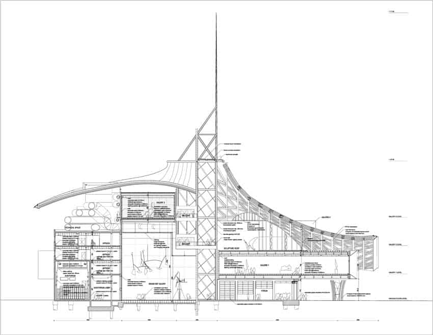 centre-pompidou-metz-building-section