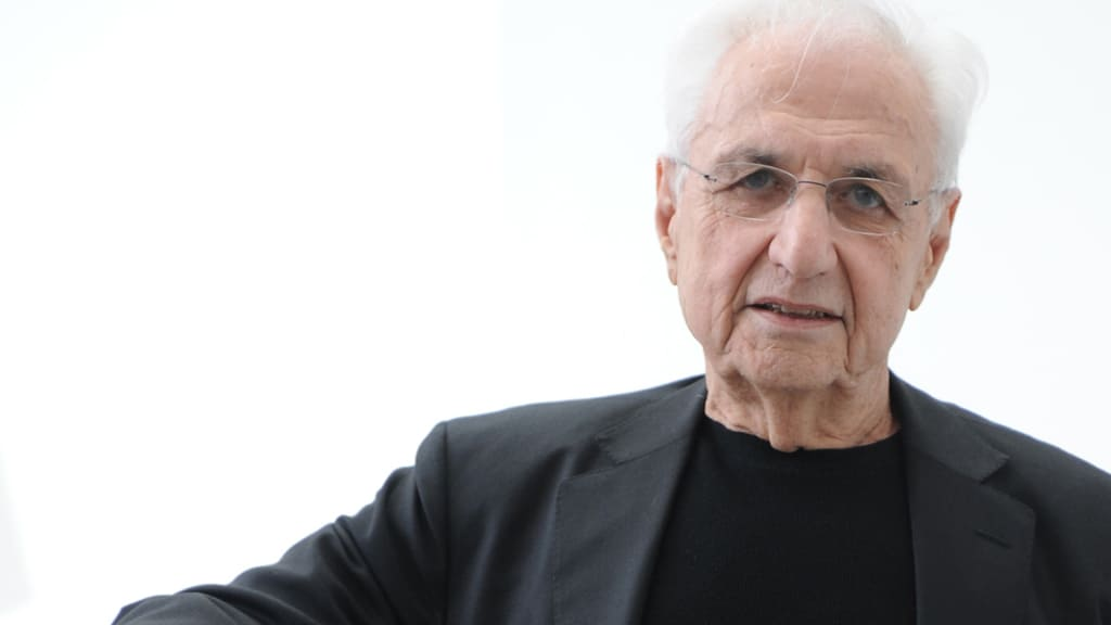 Frank Gehry famous architects archute