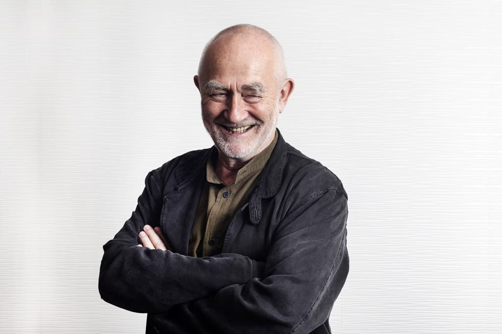 Peter Zumthor famous architects archute