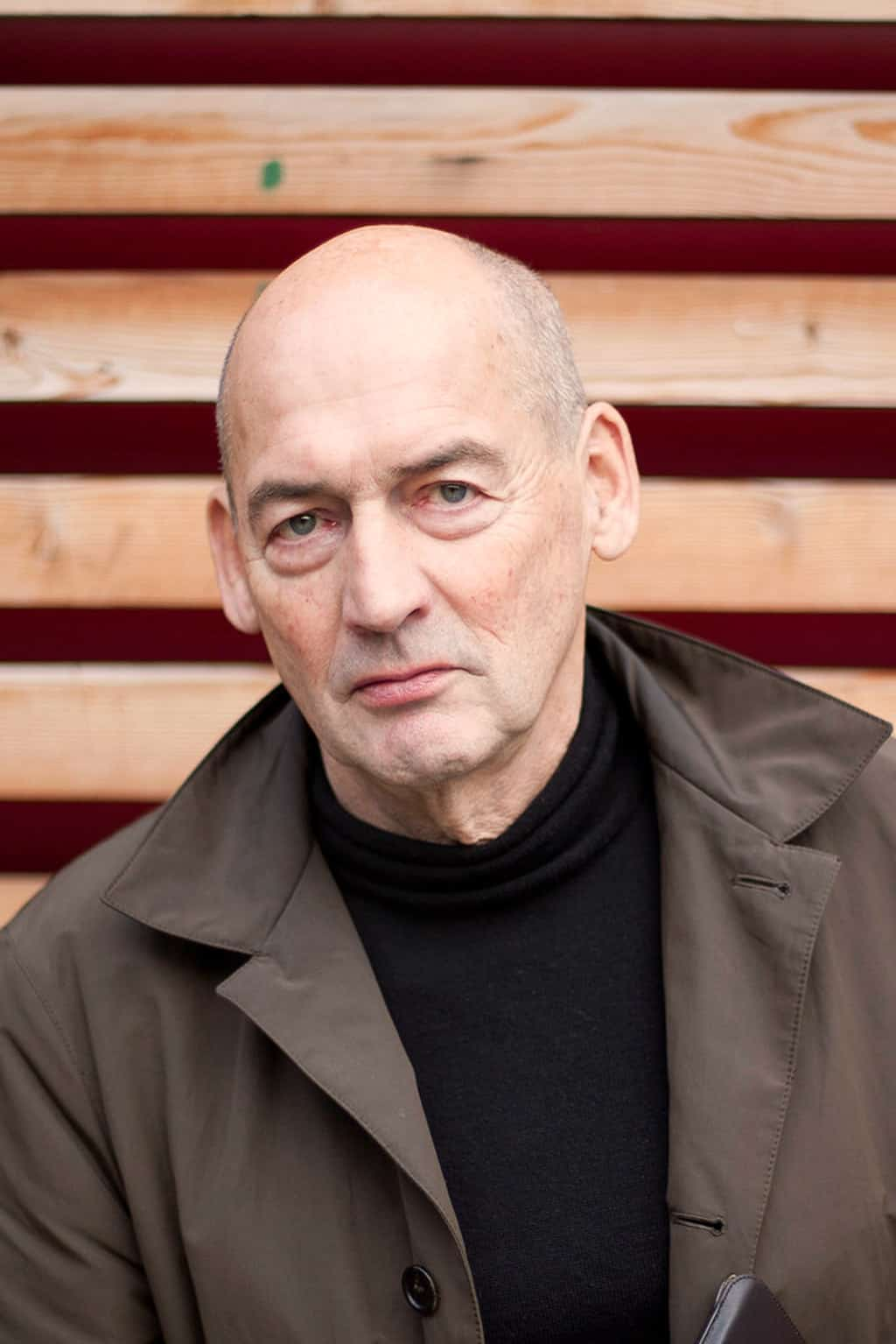Rem Koolhaas famous architects archute