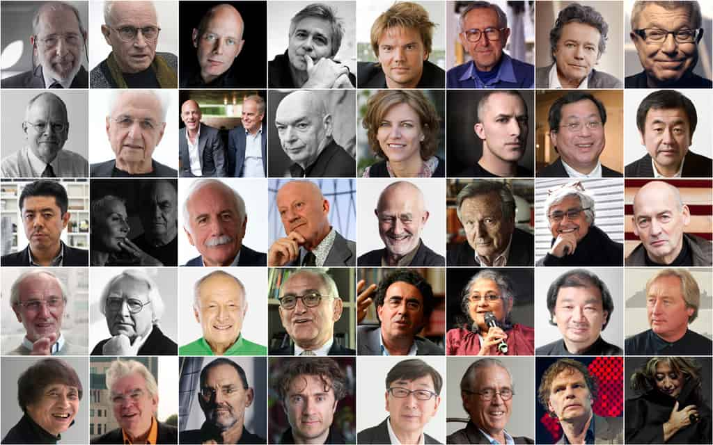 List Of Famous Architects 40 most famous architects of the 21st century | archute