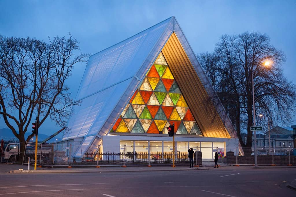 Cardboard-Cathedral