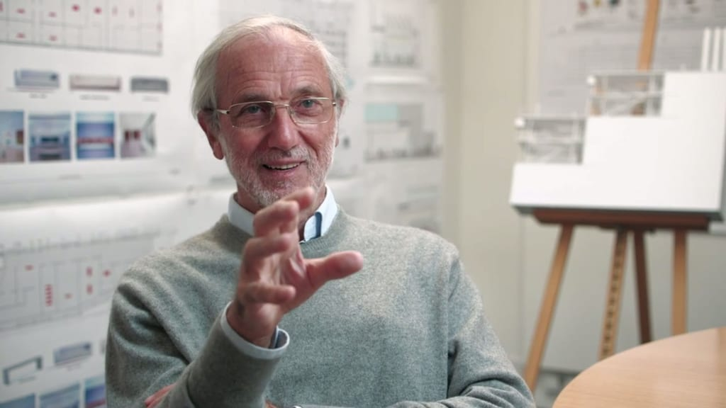 Renzo Piano famous architects archute