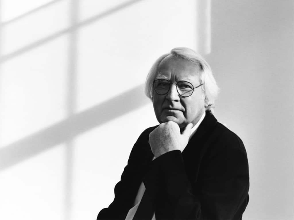 Richard Meier famous architects archute