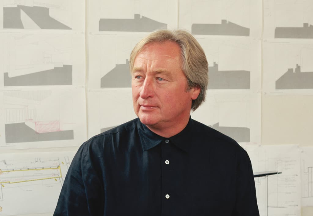 Steven Holl famous architects archute