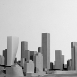 Beach-and-Howe---Bjarke-Ingels-Group---Model-1