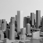 Beach-and-Howe---Bjarke-Ingels-Group---Model-2