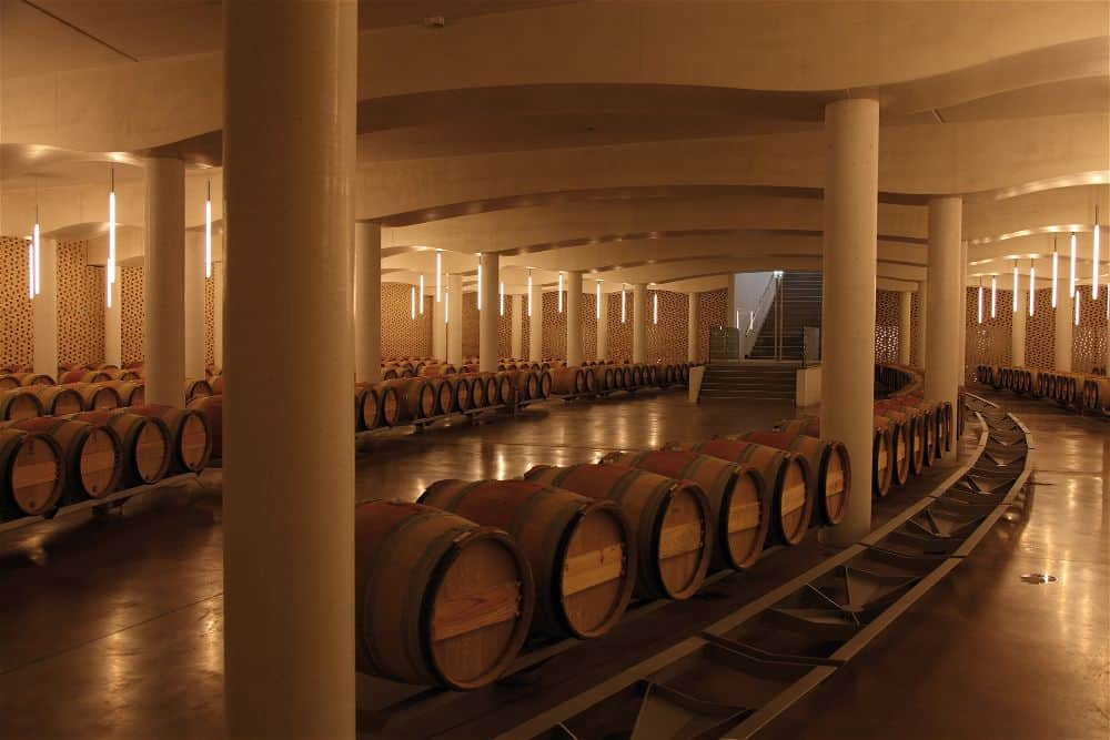 Chateau Cheval Blanc interior 1