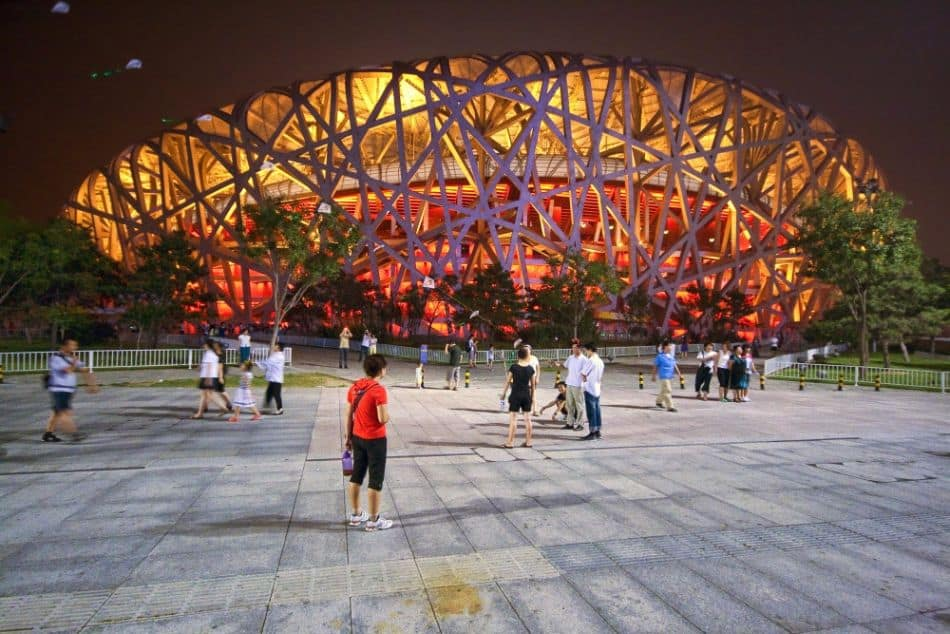 beijing national stadium birds nest 7