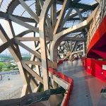 beijing national stadium primary steel structure