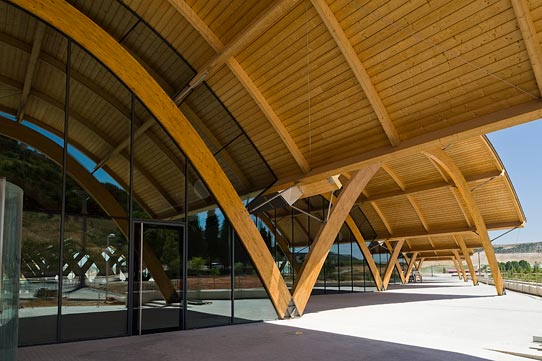 Bodegas Protos Winery by Richard Rogers 2