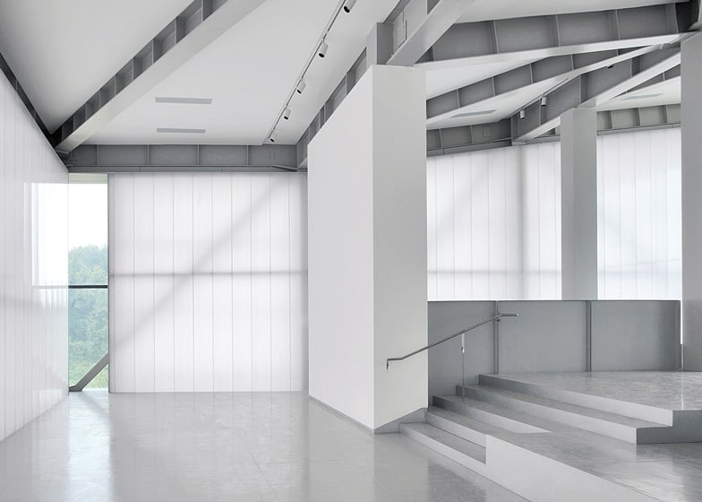 Nanjing Sifang Art Museum by Steven Holl Architects 12