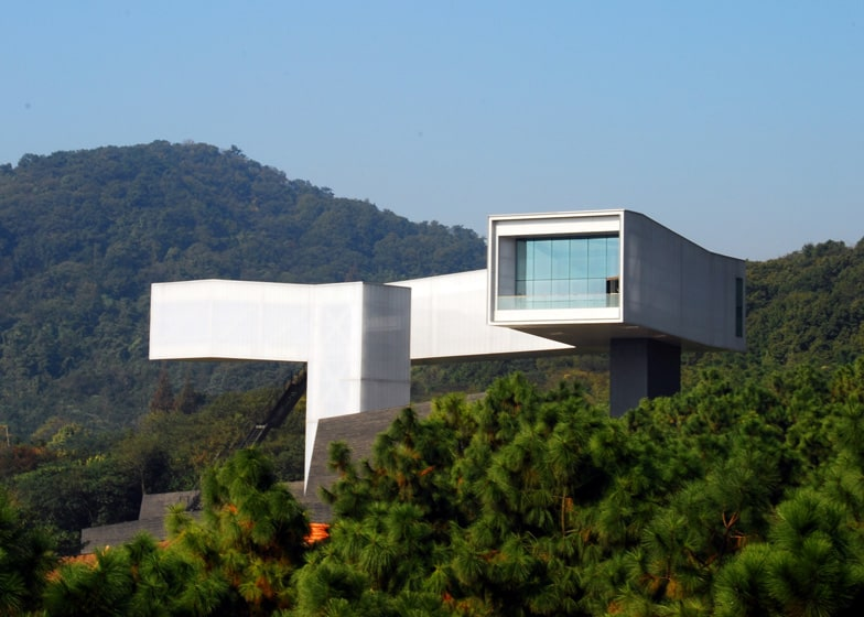 Nanjing Sifang Art Museum by Steven Holl Architects 14