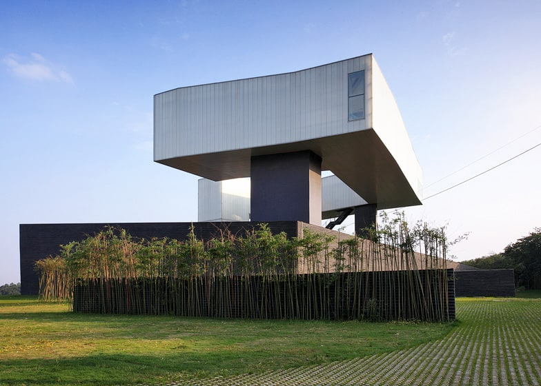 Nanjing Sifang Art Museum by Steven Holl Architects 2