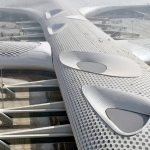 Shenzhen Bao'an International Airport Terminal 3 Studio Fuksas exterior 7
