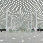 Shenzhen Bao'an International Airport Terminal 3 Studio Fuksas interior 1