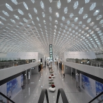 Shenzhen Bao'an International Airport Terminal 3 Studio Fuksas interior 16