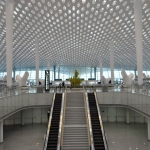 Shenzhen Bao'an International Airport Terminal 3 Studio Fuksas interior 17