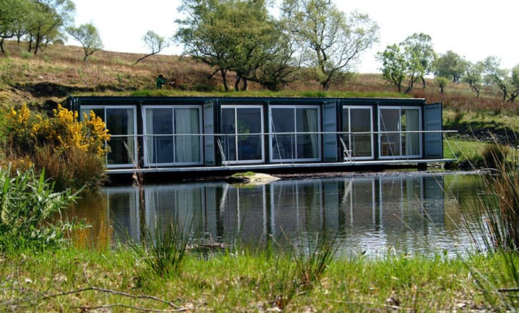 cove park shipping container homes