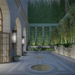 520 Park Avenue by ramsa landscaped garden