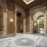 520 Park Avenue by ramsa lobby