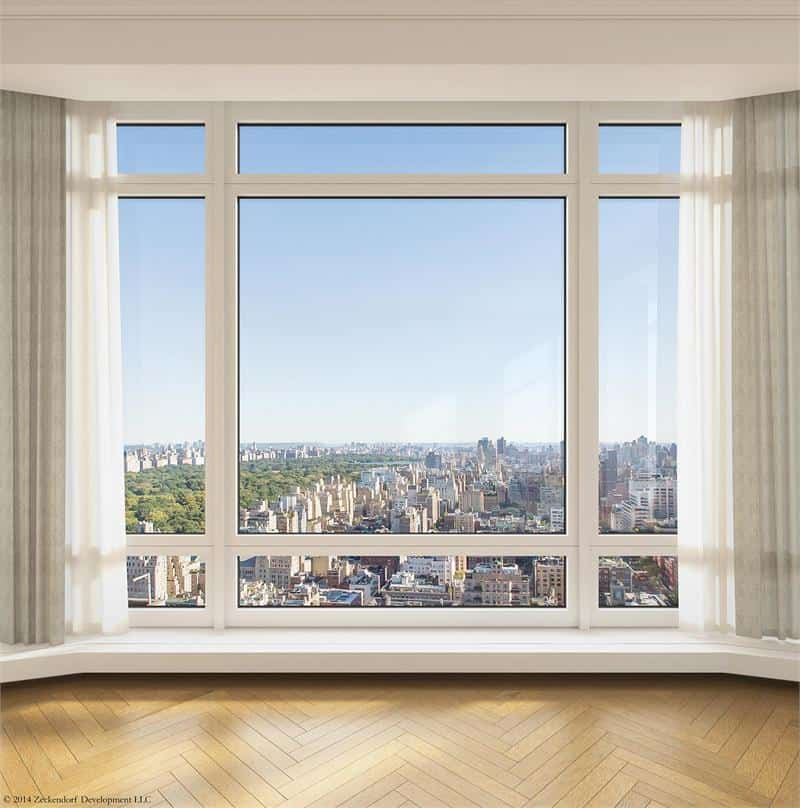 520 Park Avenue by ramsa window