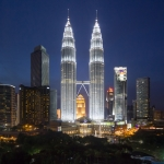 Petronas Towers The World S Tallest Twin Towers By C 233 Sar