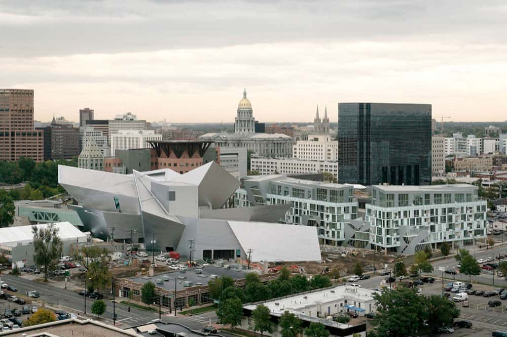 Denver Art Museum Extension by Studio Libeskind 31