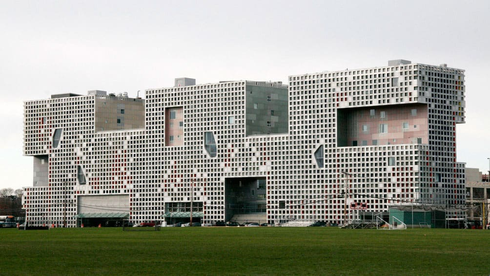 MIT Simmons Hall by Steven Holl architects 29
