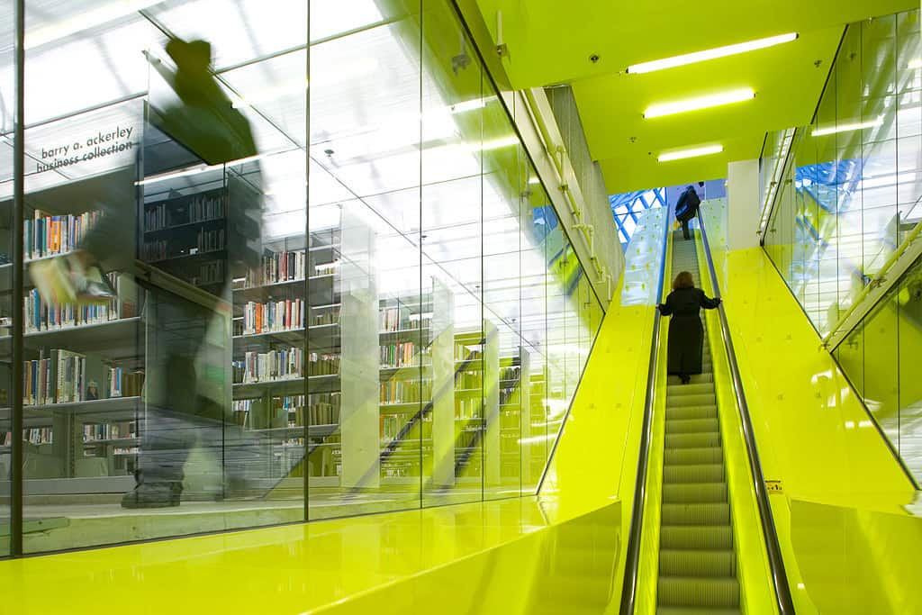 Seattle public library book groups