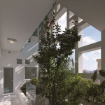 White walls in Cyprus by Ateliers Jean Nouvel 6