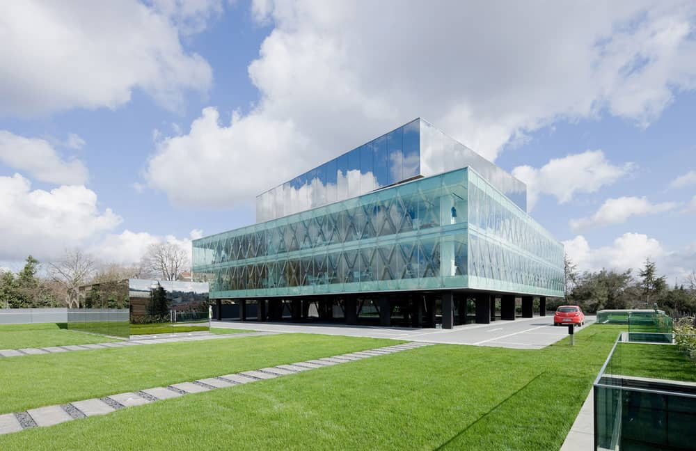 vakko fashion HQ power media centre by rex architects 18