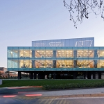 vakko fashion HQ power media centre by rex architects 5