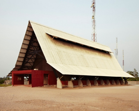 Assinie Mafia Church Koffi Diabaté Architectes 10