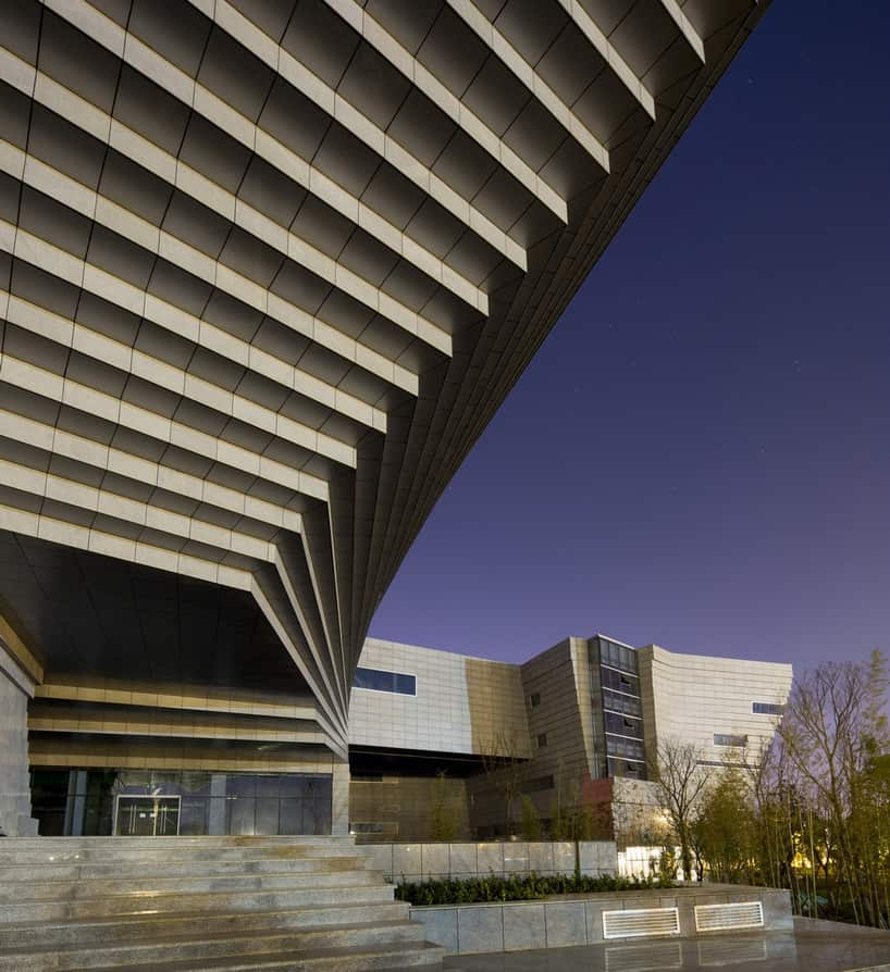 qujing culture centre china by atelier alter 21