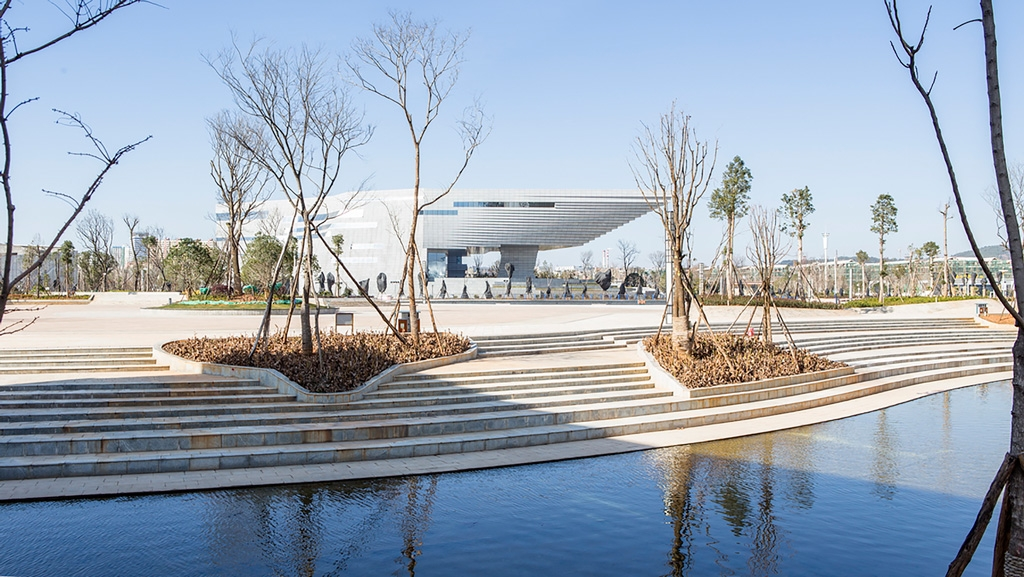 qujing culture centre china by atelier alter 30