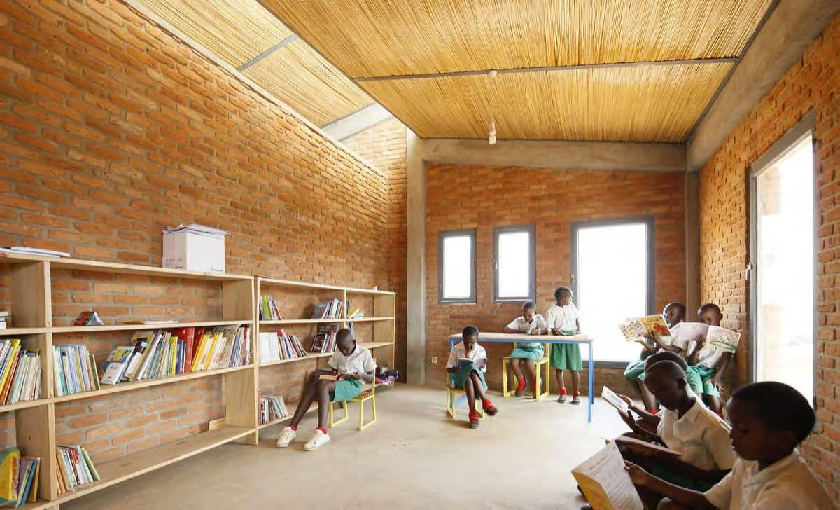 Umubano Primary School A Project After Its Own Context In