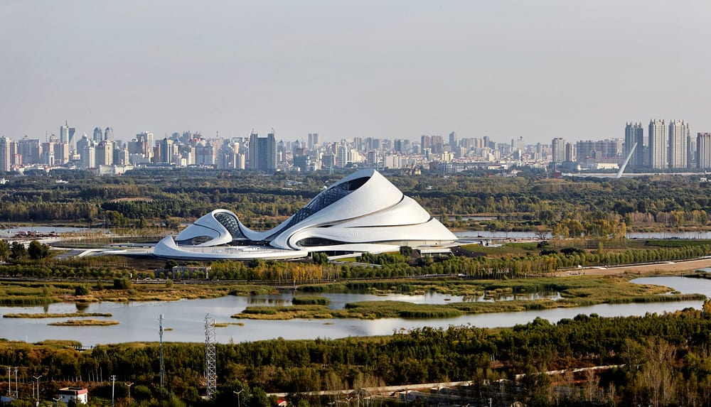 Harbin Opera House China MAD architects_archute 16
