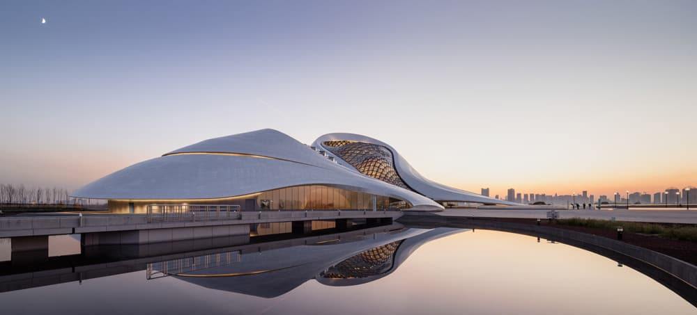 Harbin Opera House China MAD architects_archute 37