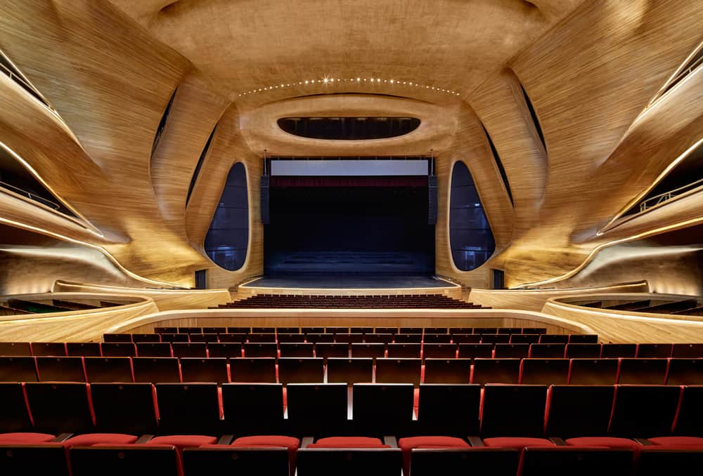 Harbin Opera House China MAD architects_archute 39