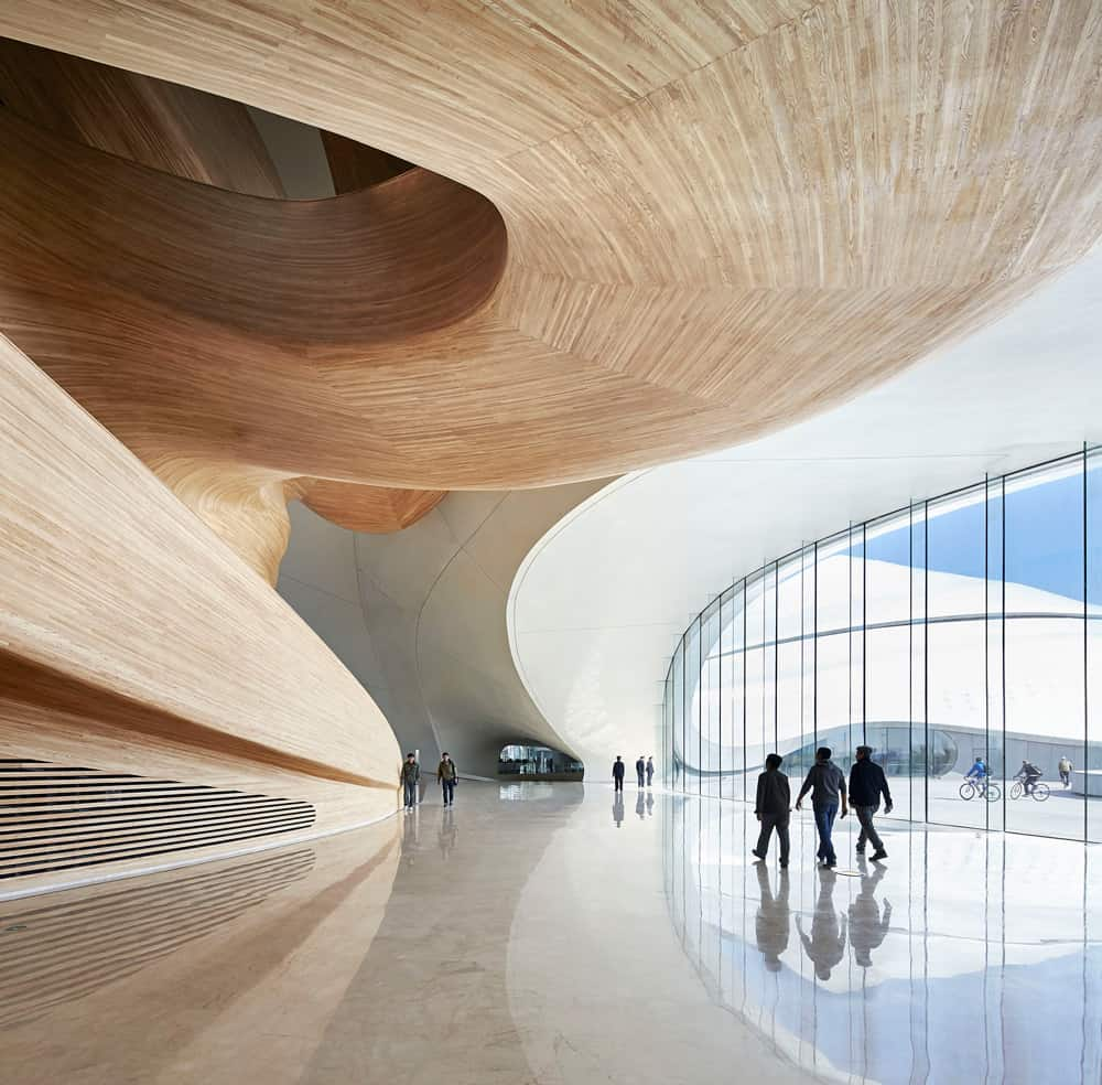 Harbin Opera House China MAD architects_archute 9