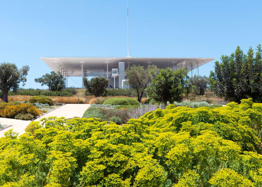 Stavros Niarchos Foundation Cultural Centre Renzo Piano Athens Greece 2