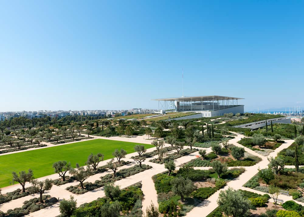 Stavros Niarchos Foundation Cultural Centre Renzo Piano Athens Greece 5