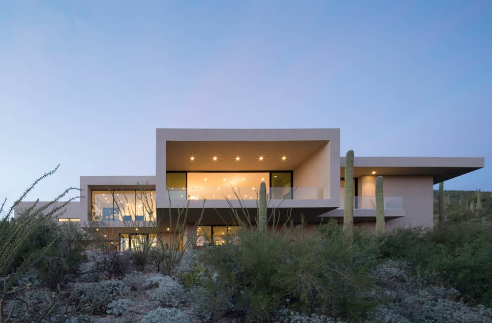 sabino springs house tucson arizona kevin howard architects_archute 4