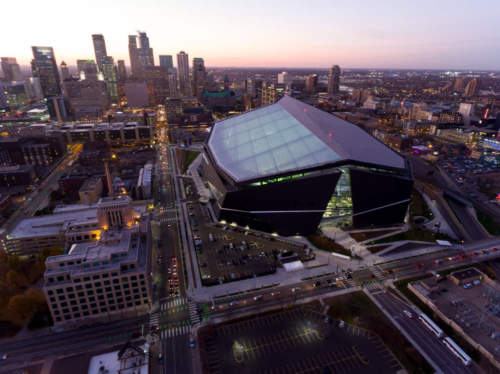 U.S. Bank Stadium An Arena Worthy of Hosting the Super Bowl 2
