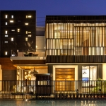 studio ardete pool yard house Panchkula india 15 archute