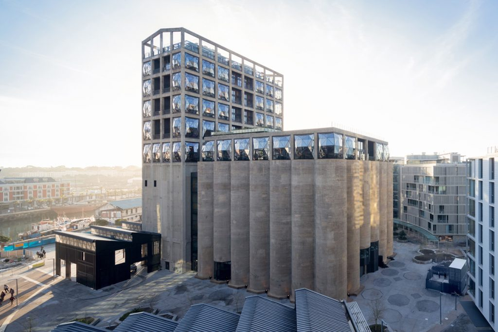 Zeitz Museum of Contemporary Art Cape Town South Africa Heatherwick Studio archute 3
